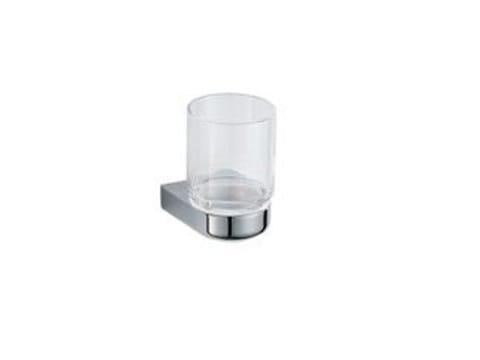 Portaspazzolino in vetro EUROPE | Portaspazzolino - INDA®