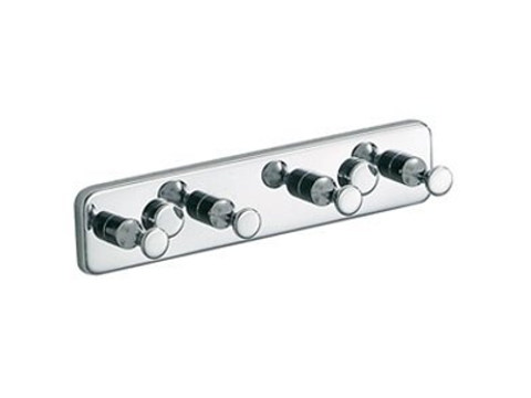 Chromed brass robe hook A38240 | Robe hook - INDA®