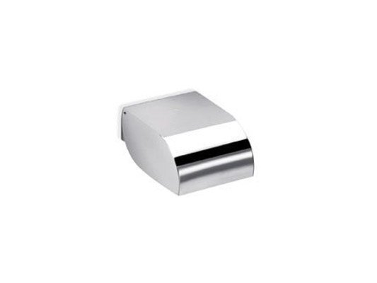 Metal Toilet roll holder A3827A | Toilet roll holder - INDA®