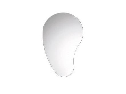 Wall-mounted bathroom mirror A39720 | Mirror by INDA®