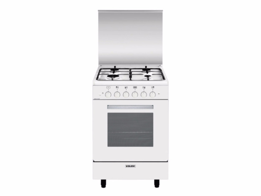 Cooker A554GX | Cooker by Glem Gas