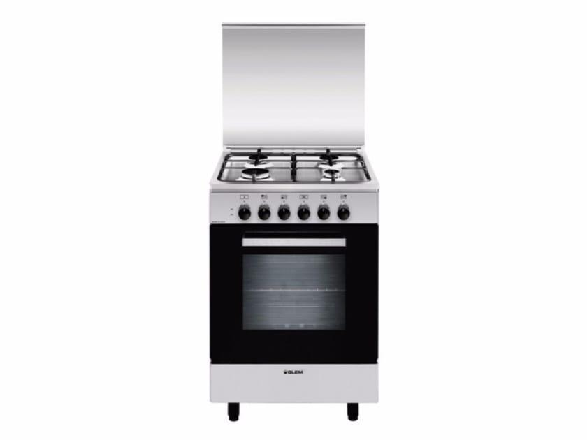 Cooker A554MI6 | Cooker by Glem Gas