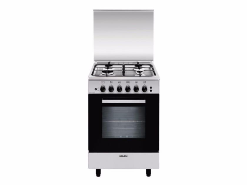 Cooker A554VI   Cooker - Glem Gas