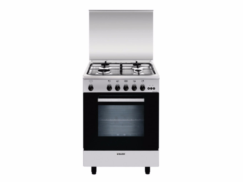 Cooker A654VI | Cooker by Glem Gas