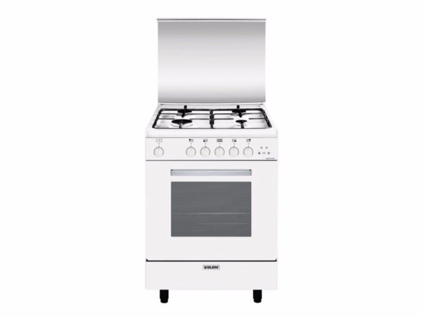 Cooker A654VX | Cooker - Glem Gas