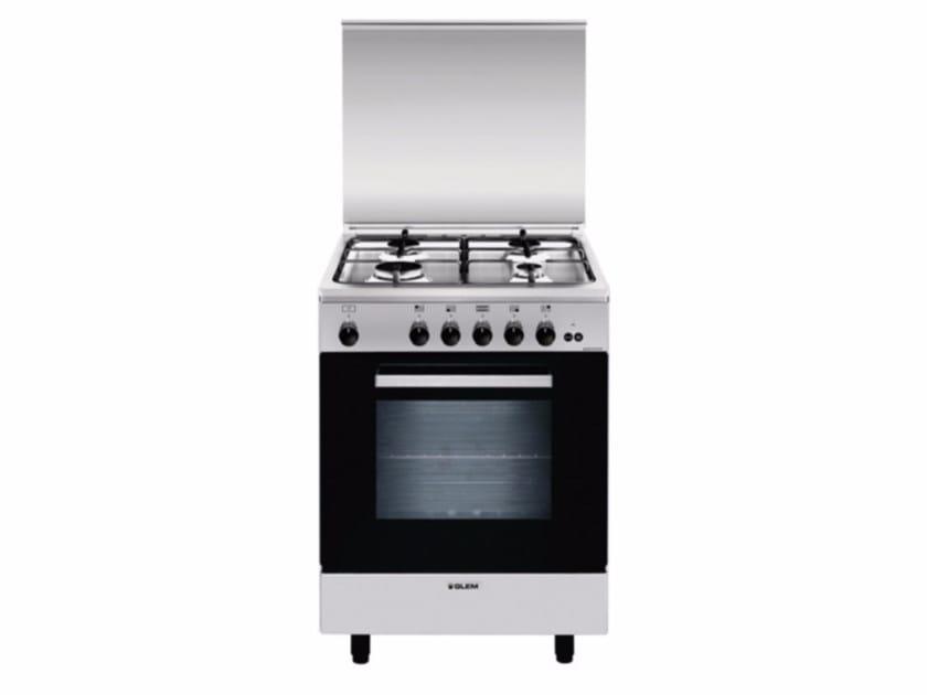 Cooker A664GI | Cooker - Glem Gas