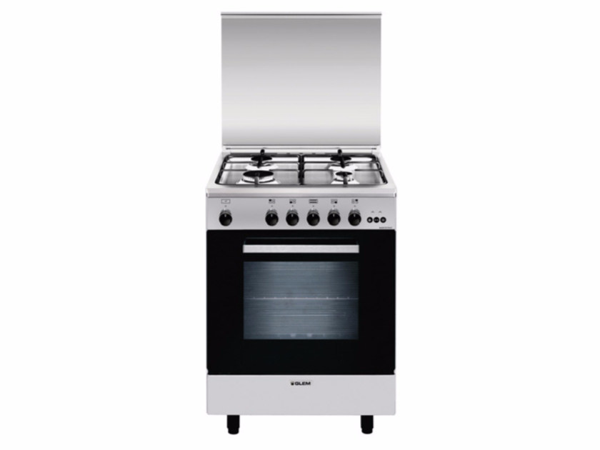 Cooker A664VI | Cooker by Glem Gas