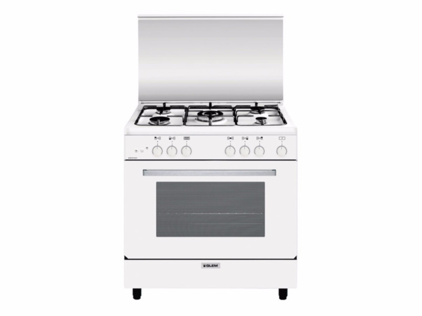 Cooker A855GX | Cooker by Glem Gas