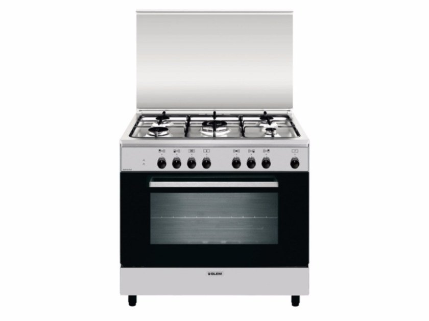 Cooker A965MI6 | Cooker by Glem Gas