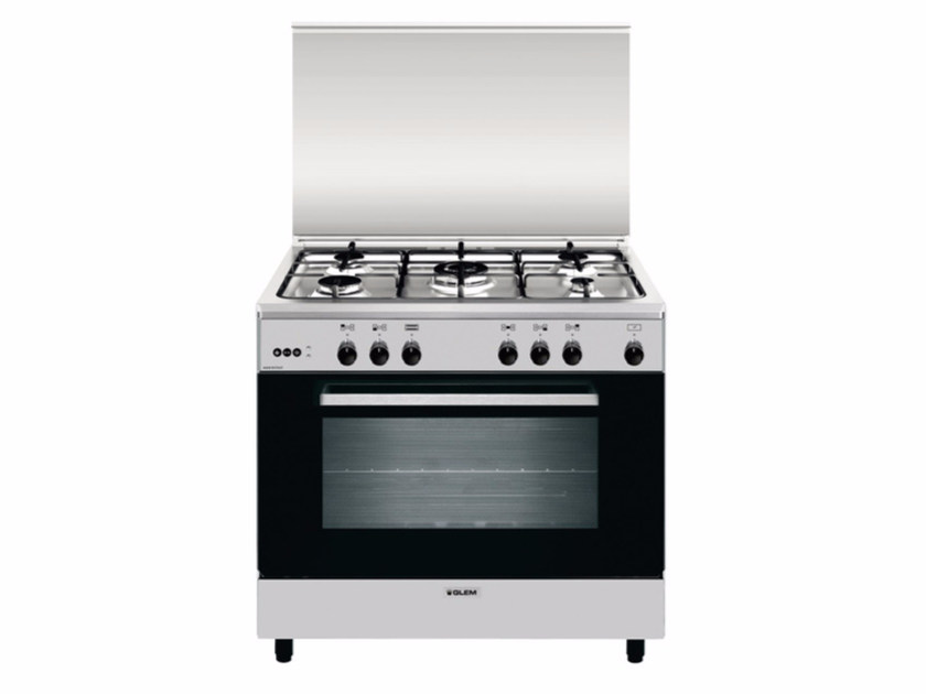 Cooker A965VI | Cooker by Glem Gas