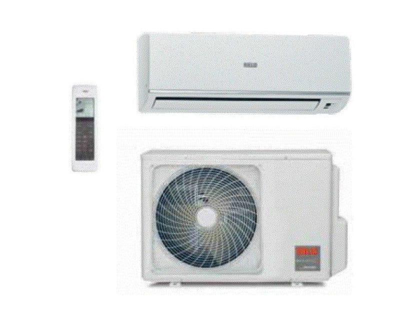 Condizionatore inverter a pompa di calor a parete aaria iq - Condizionatore unita esterna piccola ...