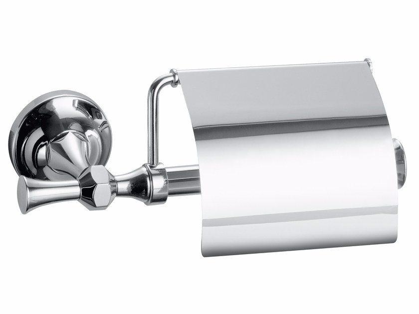Metal toilet roll holder ABCA10A | Toilet roll holder by Fir Italia