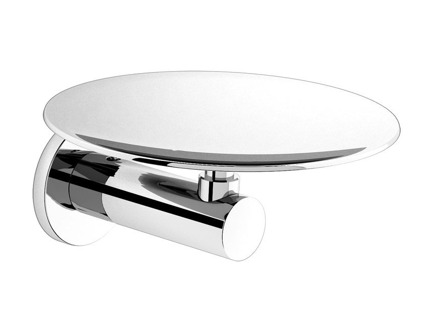 Wall-mounted metal soap dish ABCN01A | Soap dish by Fir Italia