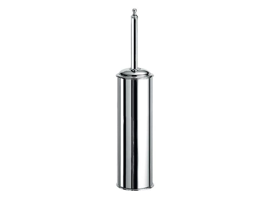 Wall-mounted metal toilet brush ABME11B   Toilet brush - Fir Italia