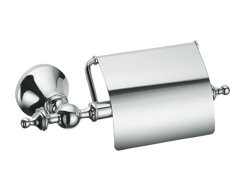 Metal toilet roll holder ABML10A | Toilet roll holder by Fir Italia