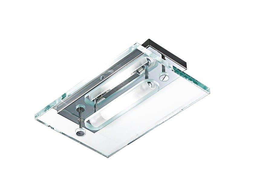 Lampada da soffitto in Pyrex® ACABA | Lampada da soffitto - ROSSINI ILLUMINAZIONE