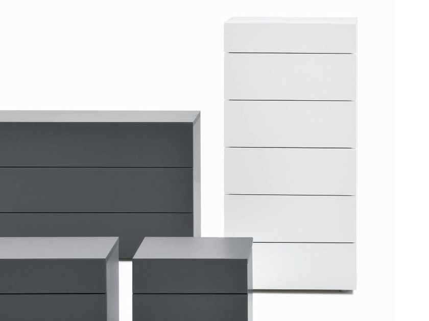 Free standing chest of drawers ACCA | Chest of drawers - Silenia