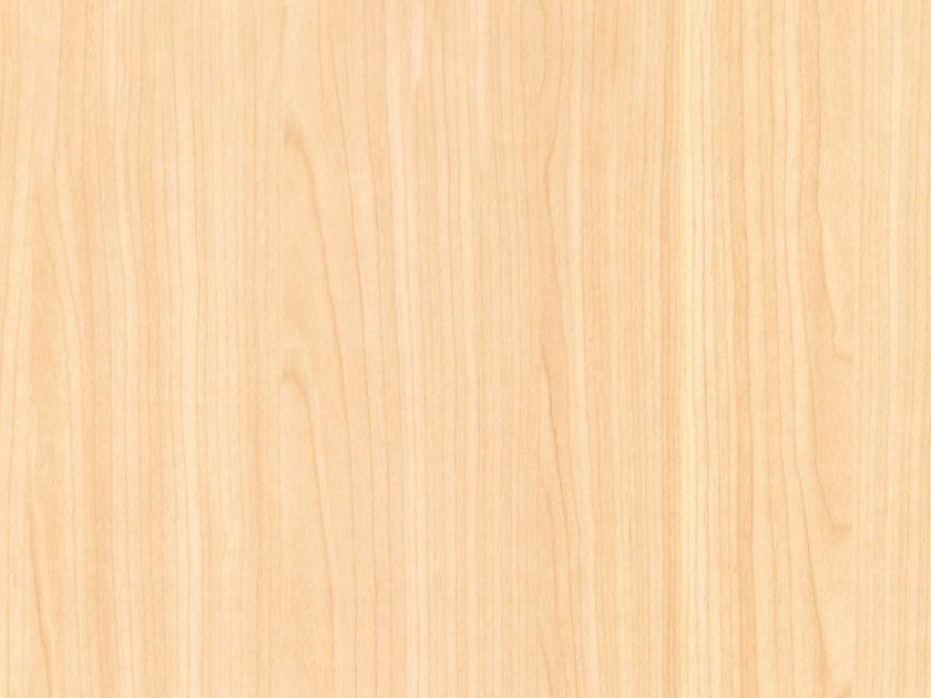 Self adhesive plastic furniture foil with wood effect NATURAL MAPLE by Artesive