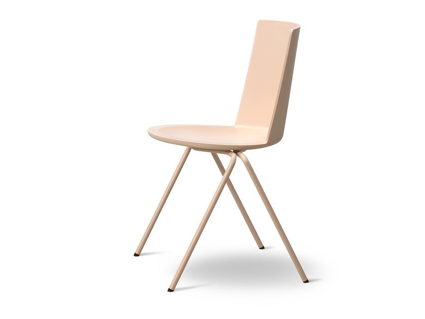 Polypropylene chair ACME | Chair - FREDERICIA FURNITURE