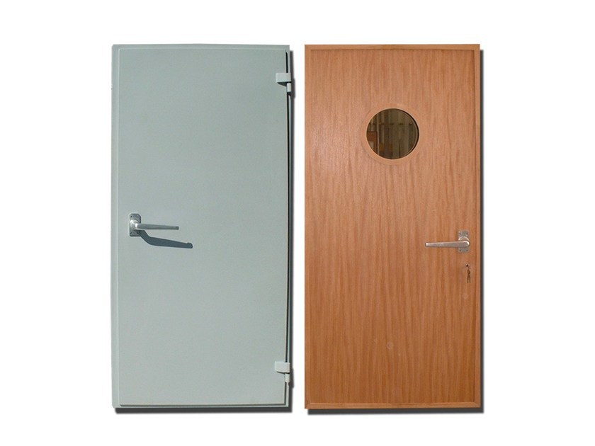 Acoustic door ACOUSTIC DOORS 43 SERIES - Vicoustic by Exhibo