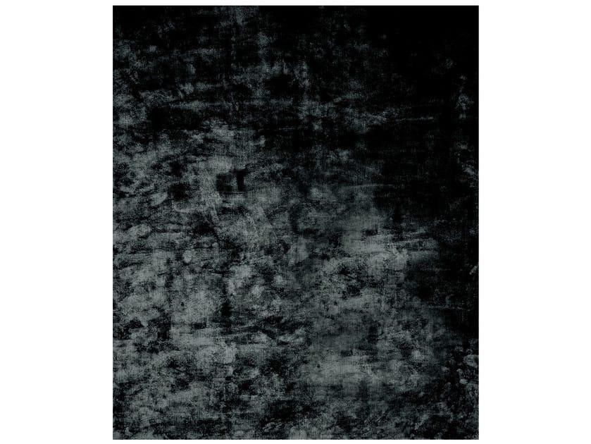 Handmade rectangular rug ACRYLAMIDE - HENZEL STUDIO