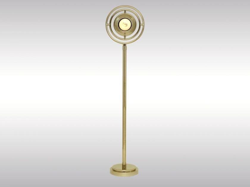 Classic style floor lamp AD3 - Woka Lamps Vienna