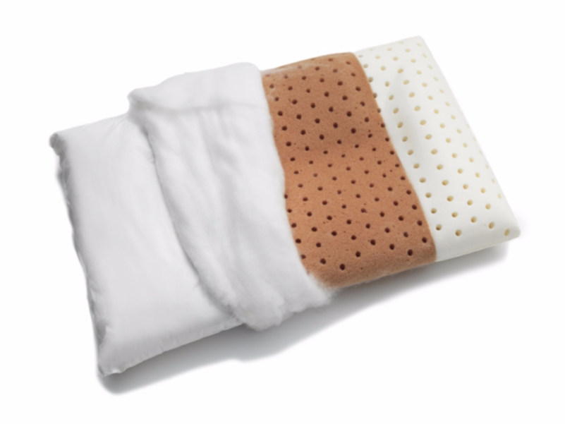 Ergonomic pillow ADAPTIVE - Flou