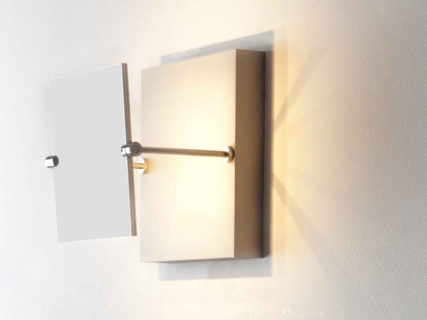 Aluminium wall lamp / ceiling lamp PIXEL | Adjustable wall lamp by FERROLIGHT DESIGN