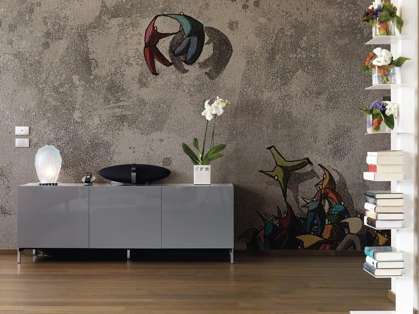 Artistic wallpaper AETHERIUS - Inkiostro Bianco