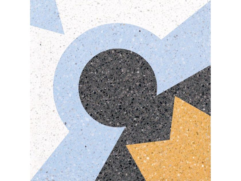 Marble grit wall/floor tiles AGUADILLA - Mipa