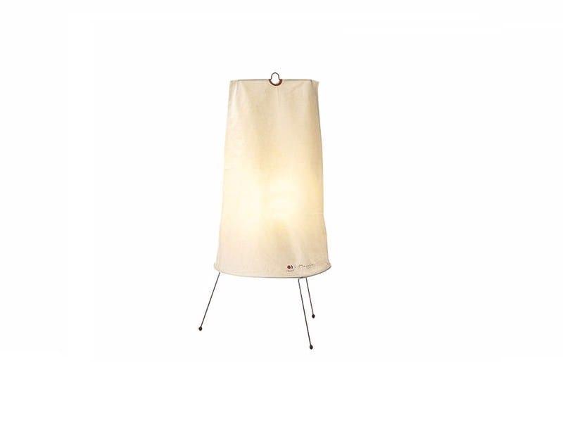 Japanese paper table lamp AKARI 1P - Vitra