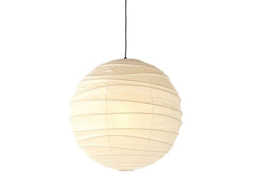 Japanese paper pendant lamp AKARI 75D - Vitra
