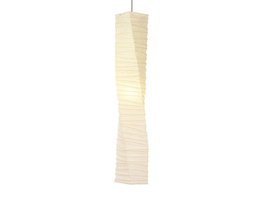 Japanese paper pendant lamp AKARI J1 by Vitra