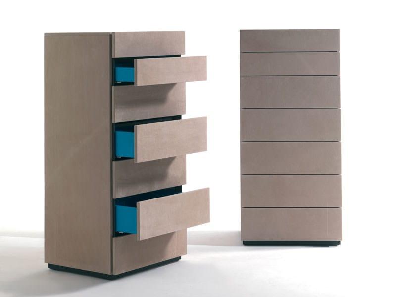 Nabuk chest of drawers AKI | Chest of drawers - EmmeBi