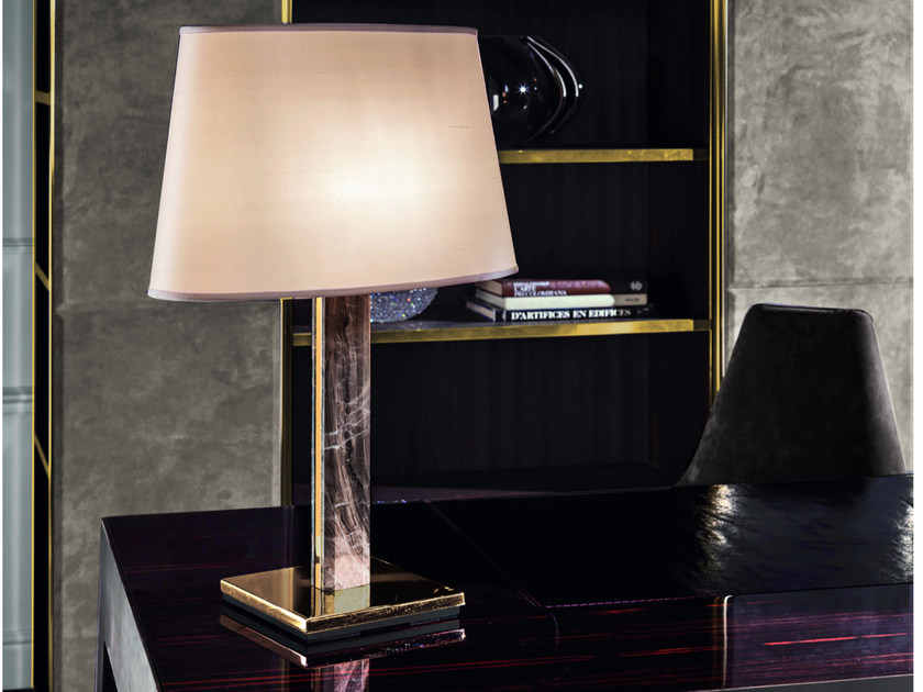 Indirect light table lamp AKILELE | Table lamp - Fratelli Longhi
