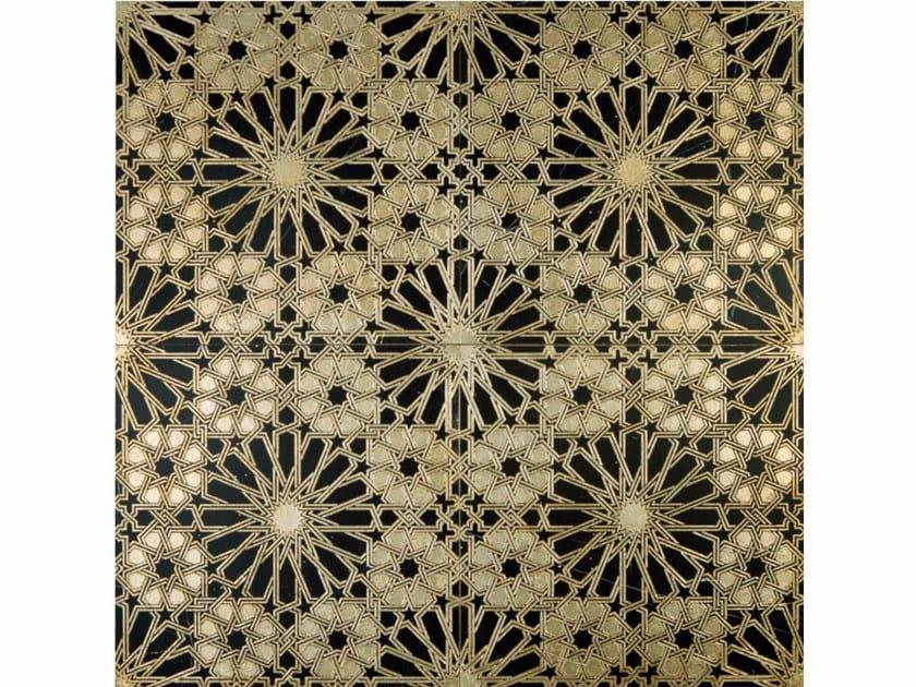 Marble wall/floor tiles ORIENTAL ECHOES - ALAMBRA - Lithos Mosaico Italia - Lithos