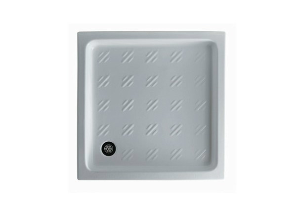 Built-in square shower tray ALBATRO 75 | Shower tray - GALASSIA