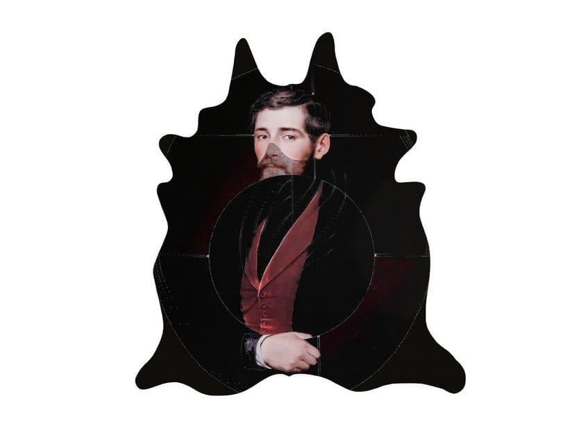 Patterned rug ALBERT - Mineheart