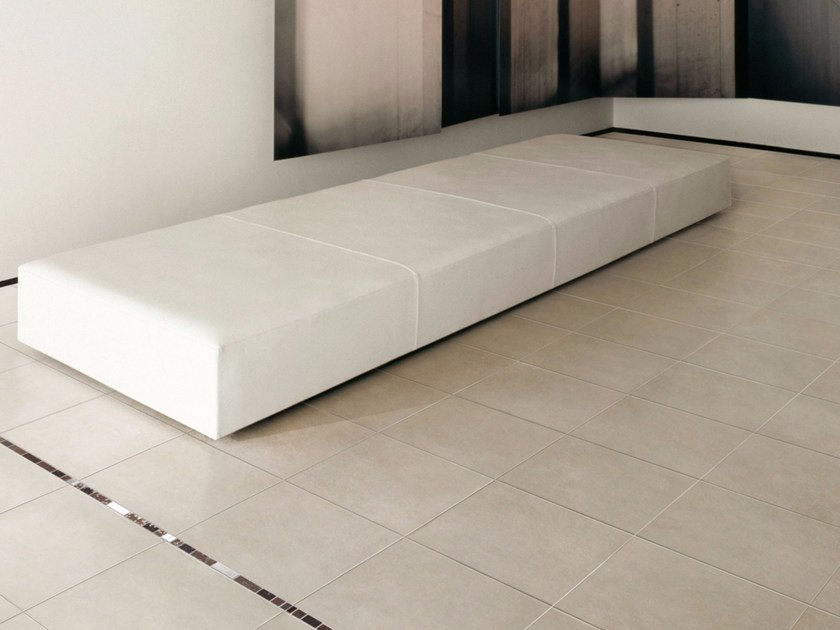 Full-body porcelain stoneware flooring with concrete effect ALCHIMIE - Ceramiche Marca Corona