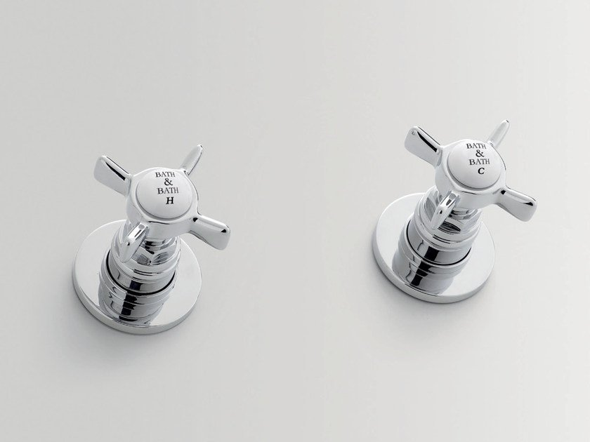 2 hole shower tap ALDEN | 2 hole shower tap - BATH&BATH