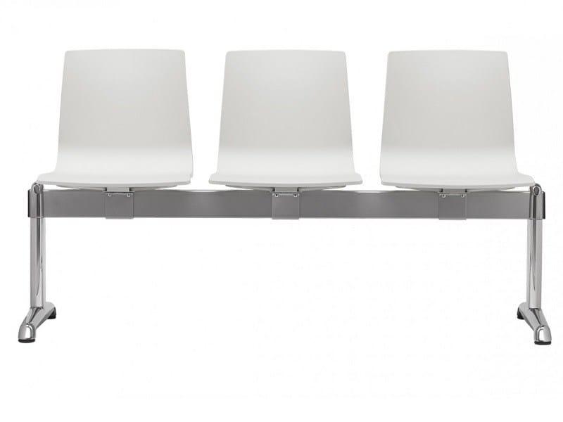Seduta su barra in tecnopolimero ALICE | Seduta su barra - SCAB DESIGN