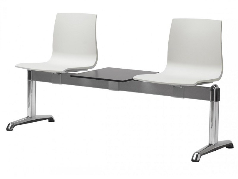 Freestanding technopolymer beam seating ALICE | Freestanding beam seating - SCAB DESIGN