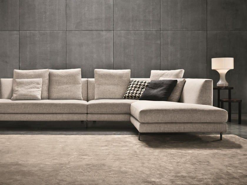 divano allen minotti