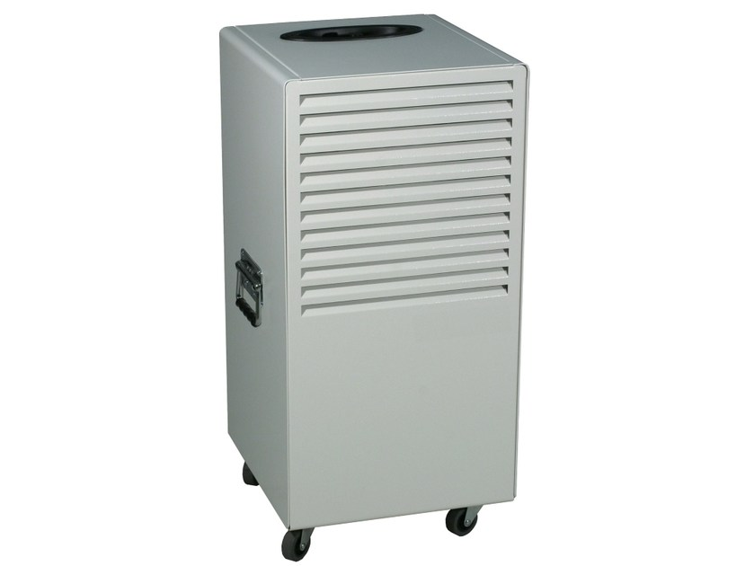Galvanized plate home dehumidifier ALPHA F33 by Melloncelli