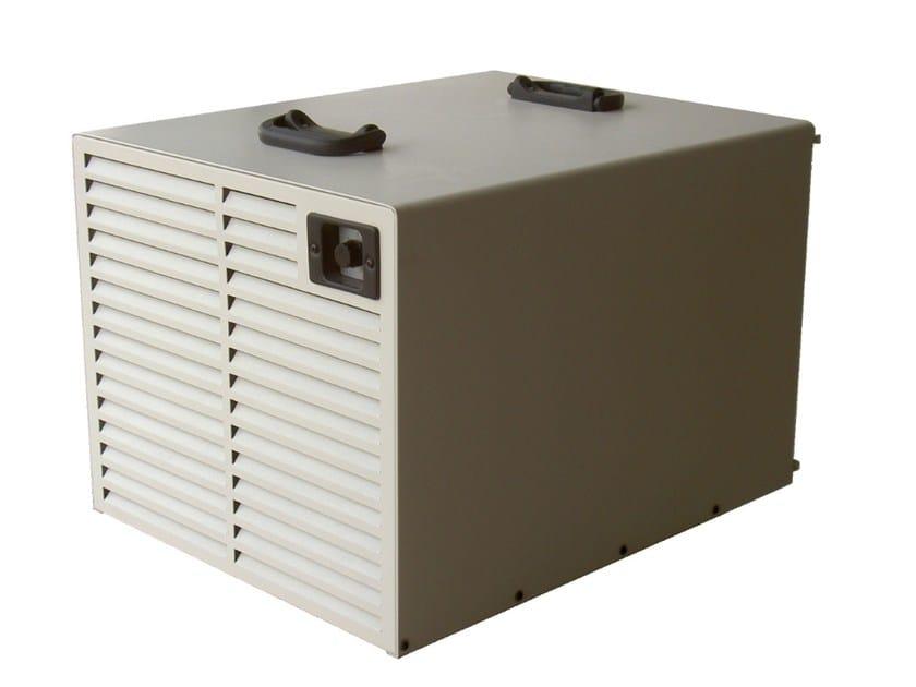 Galvanized plate Dehumidifier ALPHA K100 by Melloncelli