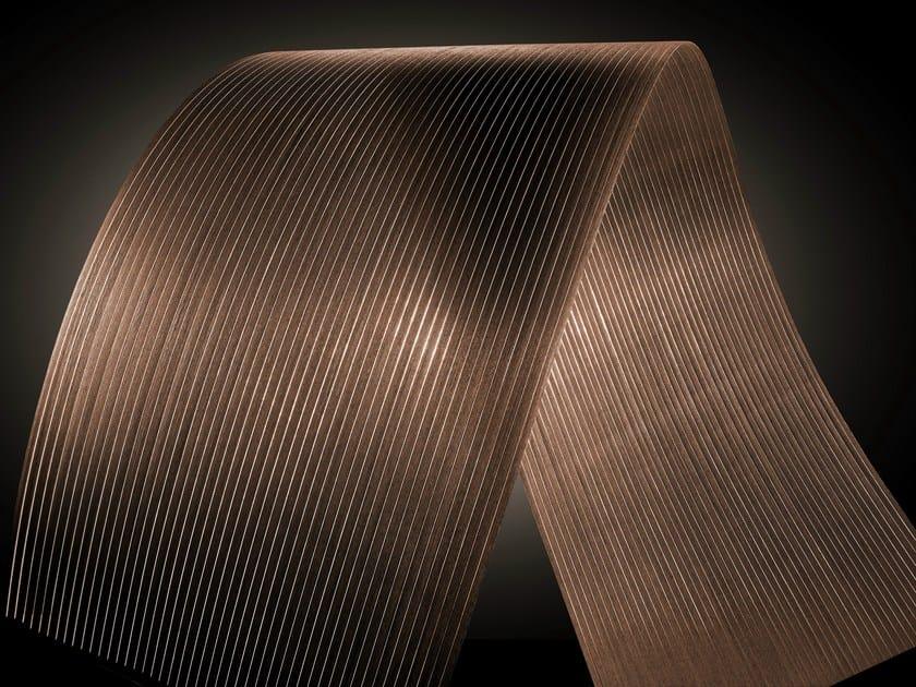 Translucent wooden decorative surface ALPI RADIANT - ALPI