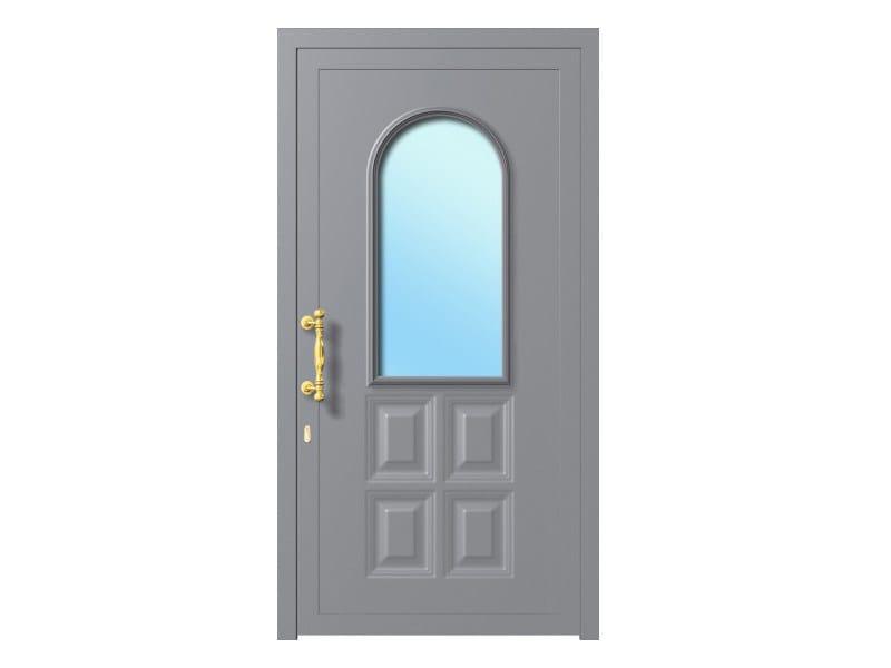 Door panel for outdoor use ALU CLASSIC ANTARES KD - Metalnova