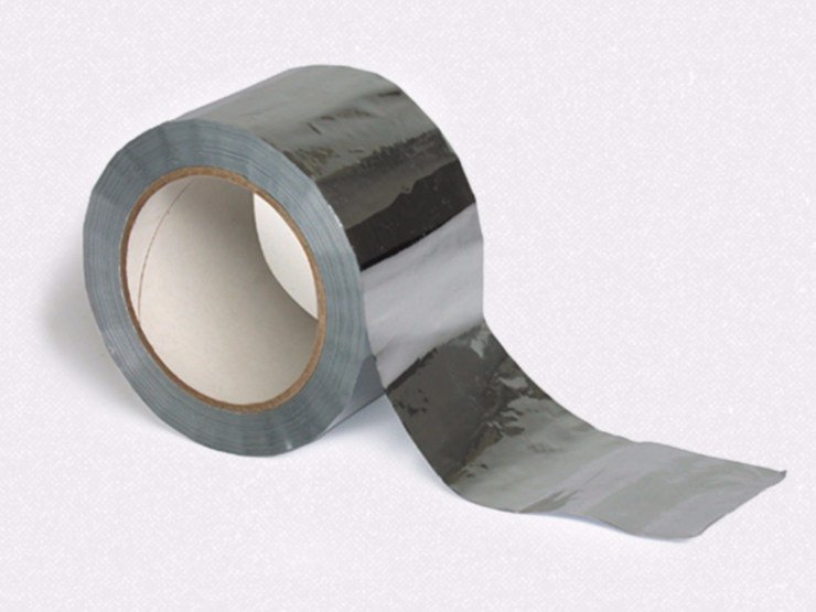 Fixing tape and adhesive ALUBAND by HAROBAU