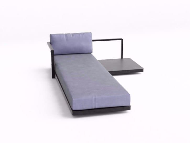 Batyline® garden bed ALURA LOUNGE | Garden bed - ROYAL BOTANIA