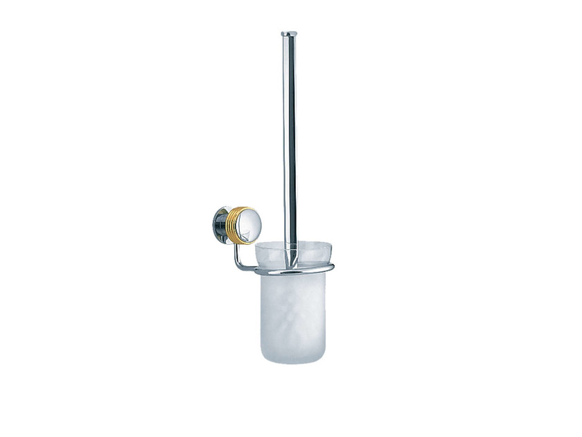 Wall-mounted toilet brush AMBOISE | Wall-mounted toilet brush - rvb